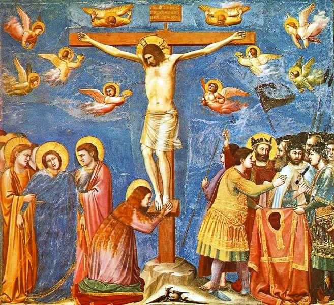 Giotto-Crocefissione